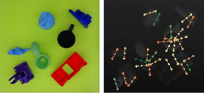 Figure 3 for GOMP: Grasp-Optimized Motion Planning for Bin Picking