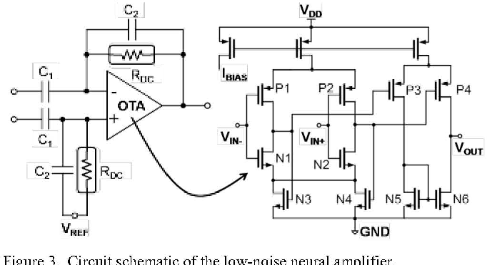 Figure 3 from Neural recording front-end IC using action potential