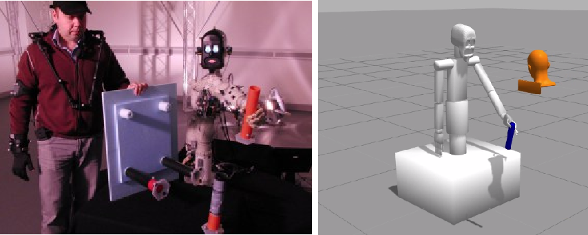 Figure 1 for Model-Based Testing, Using Belief-Desire-Intentions Agents, of Control Code for Robots in Collaborative Human-Robot Interactions