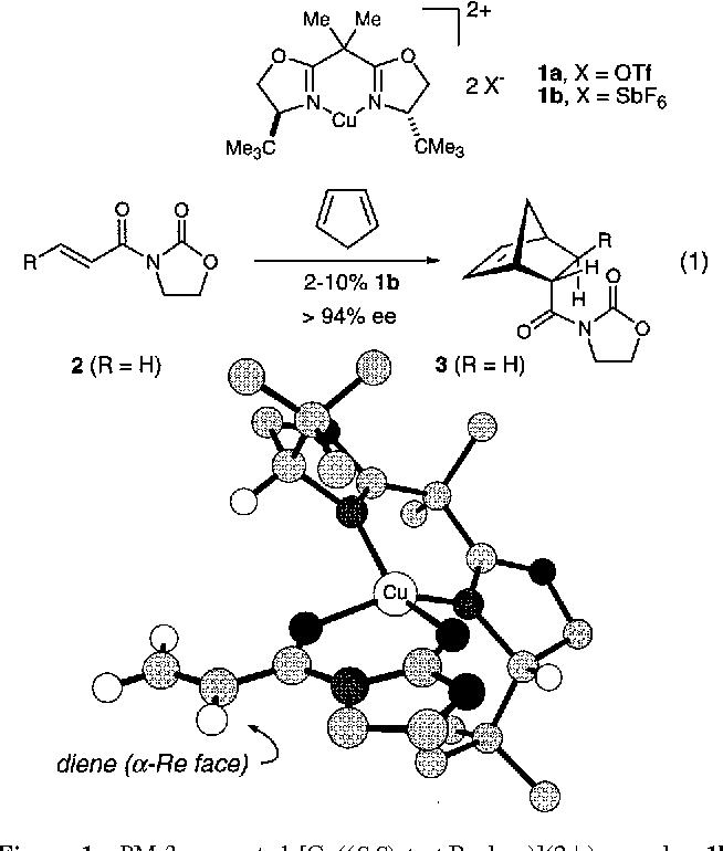 Figure 1 From Bis Oxazoline And Bis Oxazolinyl Pyridine