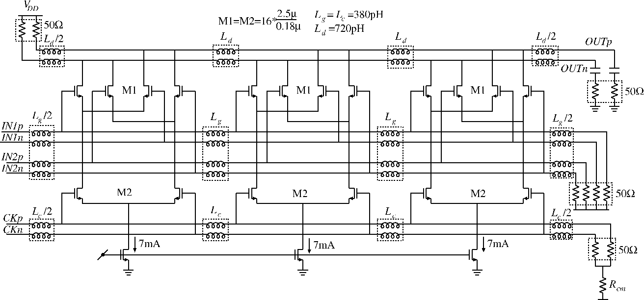 Figure 14 From A 34 Gb S Distributed 21 Mux And Cmu Using 018 1 Block Diagram Of Multiplexer 4to1 018muhbox Mcmos Semantic Scholar