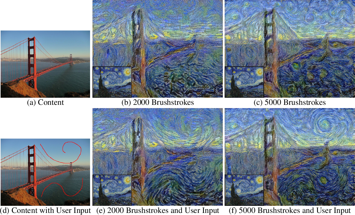 Figure 3 for Rethinking Style Transfer: From Pixels to Parameterized Brushstrokes