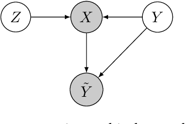Figure 1 for Instance-dependent Label-noise Learning under a Structural Causal Model
