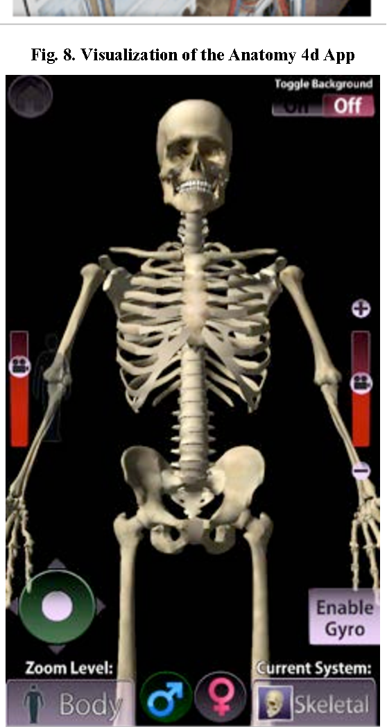 Anatomy 4d App Image collections - human body anatomy