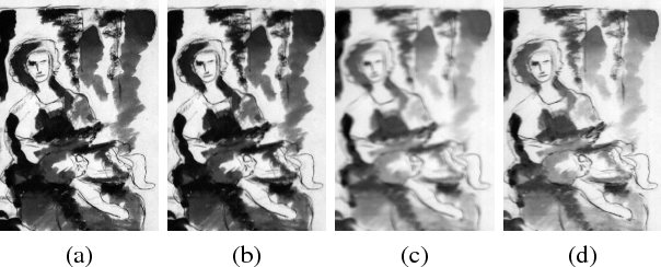 Figure 3 for Hyper-Hue and EMAP on Hyperspectral Images for Supervised Layer Decomposition of Old Master Drawings