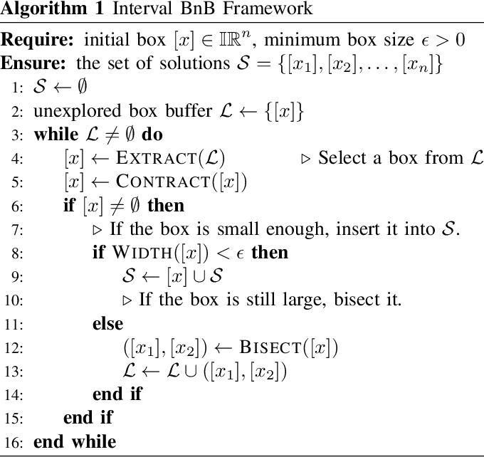 Figure 1 for An Interval Branch-and-Bound-Based Inverse Kinemetics Algorithm Towards Global Optimal Redundancy Resolution