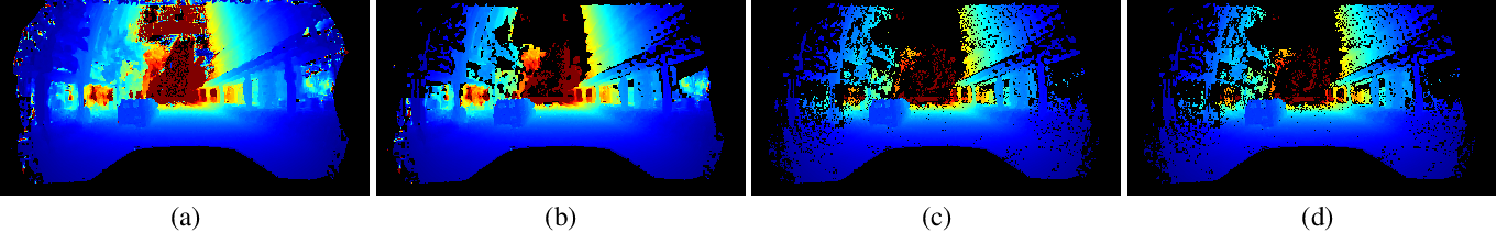 Figure 3 for Real-Time Dense Mapping for Self-driving Vehicles using Fisheye Cameras