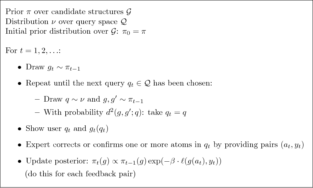 Figure 2 for Structural query-by-committee