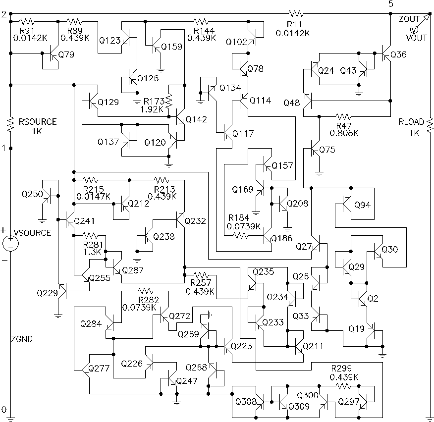 Automated Synthesis Of Analog Electrical Circuits By Means Of