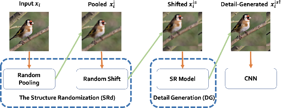 Figure 1 for RAIN: Robust and Accurate Classification Networks with Randomization and Enhancement