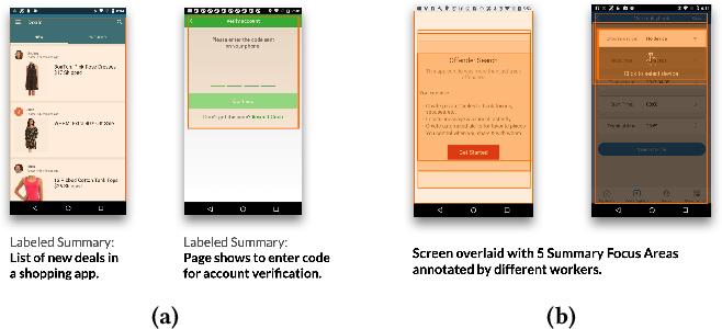 Figure 2 for Screen2Words: Automatic Mobile UI Summarization with Multimodal Learning