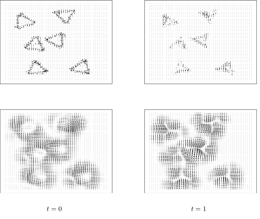 Figure 4 for Spatiotemporal Imaging with Diffeomorphic Optimal Transportation