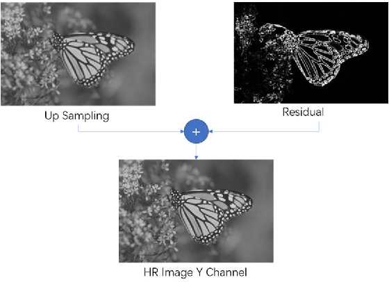 Figure 4 for SESR: Single Image Super Resolution with Recursive Squeeze and Excitation Networks