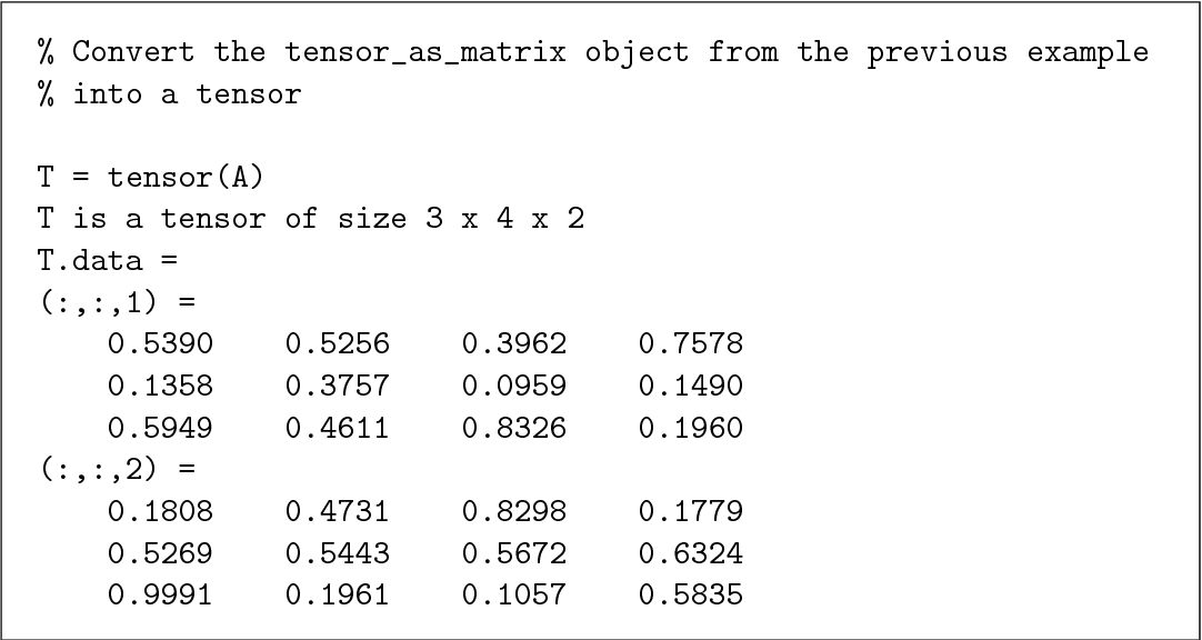 Figure 18 from MATLAB tensor classes for fast algorithm prototyping