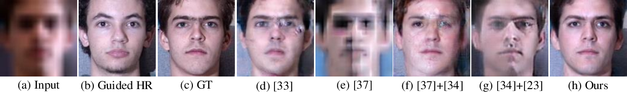 Figure 3 for Copy and Paste GAN: Face Hallucination from Shaded Thumbnails