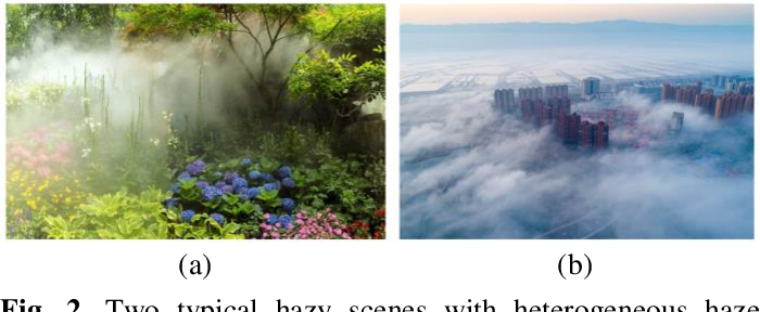 Figure 3 for Fully Non-Homogeneous Atmospheric Scattering Modeling with Convolutional Neural Networks for Single Image Dehazing