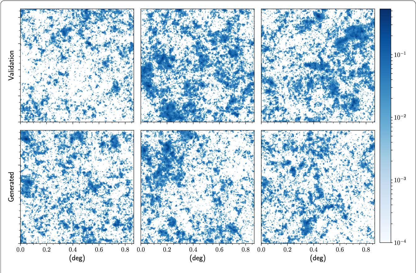 Figure 2 for Creating Virtual Universes Using Generative Adversarial Networks