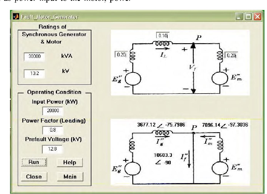 Figure 1 from MATLAB Based Fault Analysis Toolbox for Electrical