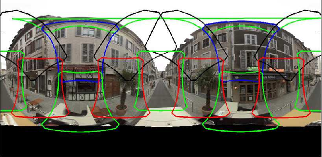 Figure 4 for Large Scale Business Discovery from Street Level Imagery