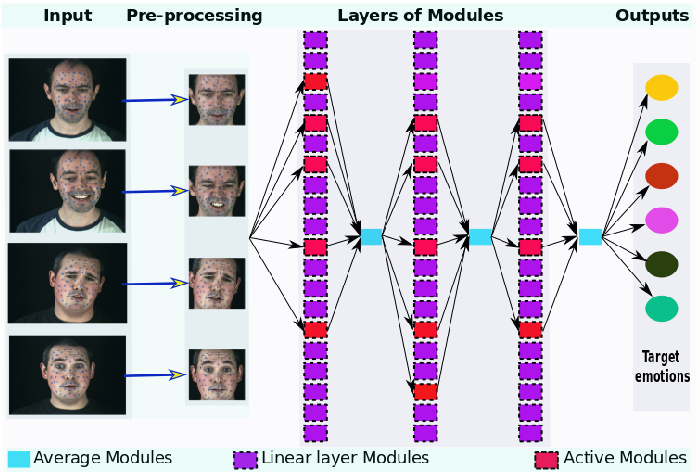 Figure 1 for Meta Transfer Learning for Facial Emotion Recognition