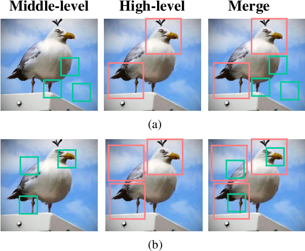 Figure 1 for Fine-Grained Visual Classification via Simultaneously Learning of Multi-regional Multi-grained Features