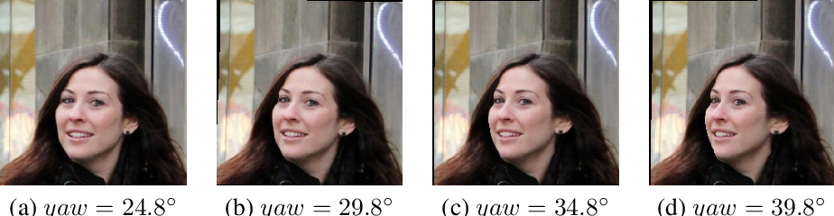 Figure 3 for Deep Learning-based Face Pose Recovery