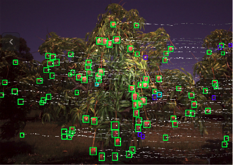 Figure 1 for Monocular Camera Based Fruit Counting and Mapping with Semantic Data Association