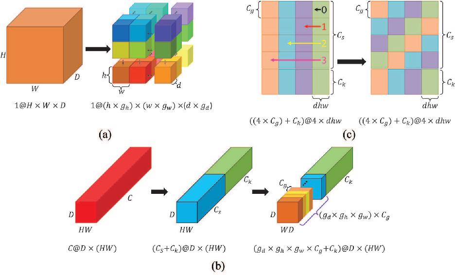 Figure 1 for Group Shift Pointwise Convolution for Volumetric Medical Image Segmentation