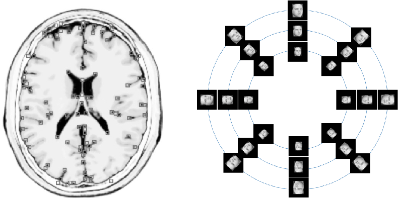 Figure 1 for Invariant Spectral Hashing of Image Saliency Graph