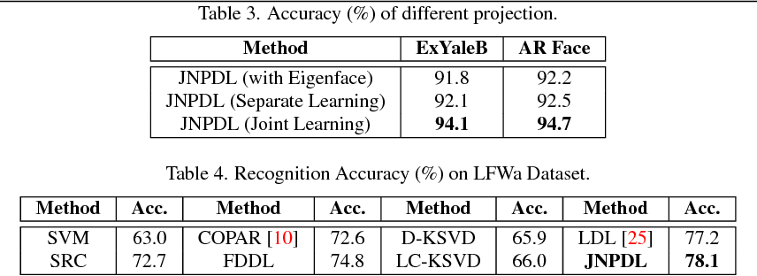 Jointly Learning Non-negative Projection and Dictionary with