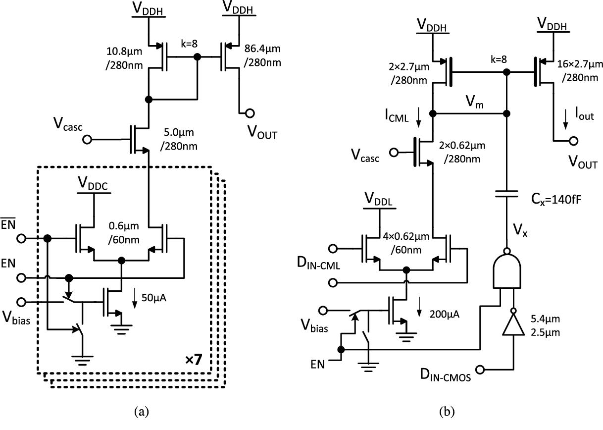 Capacitively Coupled Cmos Vcsel Driver Circuits Semantic Scholar Laser Diode Circuit Diagram 24 12 2013