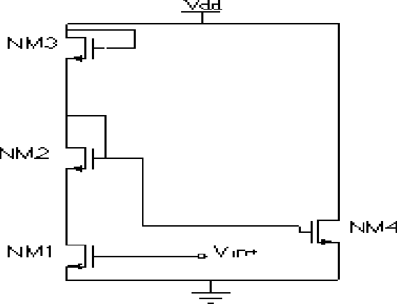 Figure 1 from High Slew Rate op-amp design for low power