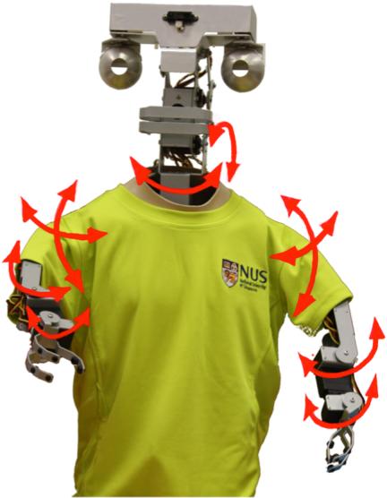 Figure 1 for Human-Recognizable Robotic Gestures