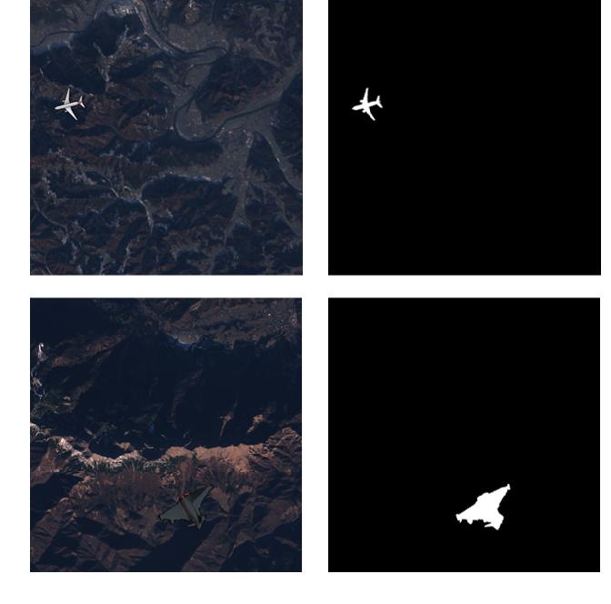 Figure 2 for Generative Autoregressive Ensembles for Satellite Imagery Manipulation Detection