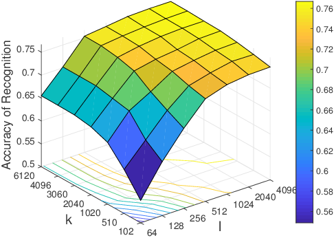 Figure 4 for Joint Learning of Discriminative Low-dimensional Image Representations Based on Dictionary Learning and Two-layer Orthogonal Projections