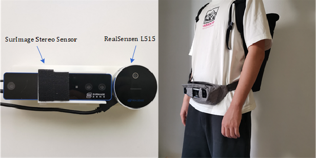 Figure 1 for Perception Framework through Real-Time Semantic Segmentation and Scene Recognition on a Wearable System for the Visually Impaired
