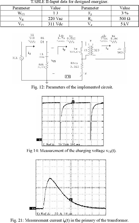An Electric Fence Energizer Design Method Semantic Scholar Wiring Diagram Energiser