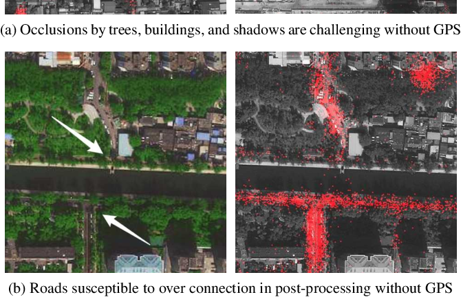 Figure 1 for Leveraging Crowdsourced GPS Data for Road Extraction from Aerial Imagery