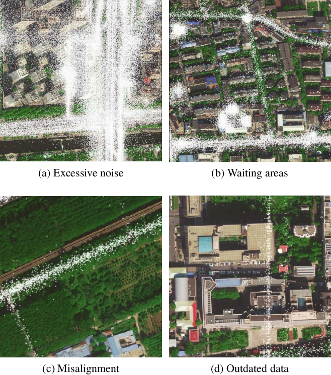 Figure 3 for Leveraging Crowdsourced GPS Data for Road Extraction from Aerial Imagery