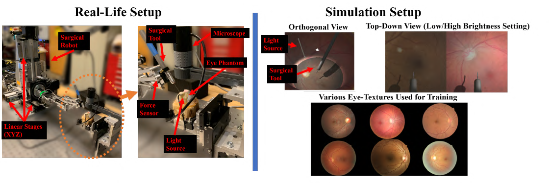 Figure 4 for Autonomously Navigating a Surgical Tool Inside the Eye by Learning from Demonstration