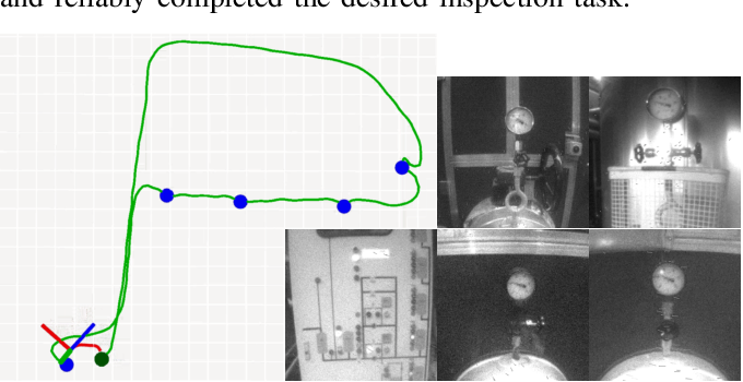 Figure 4 for Visual-Inertial Teach and Repeat for Aerial Inspection