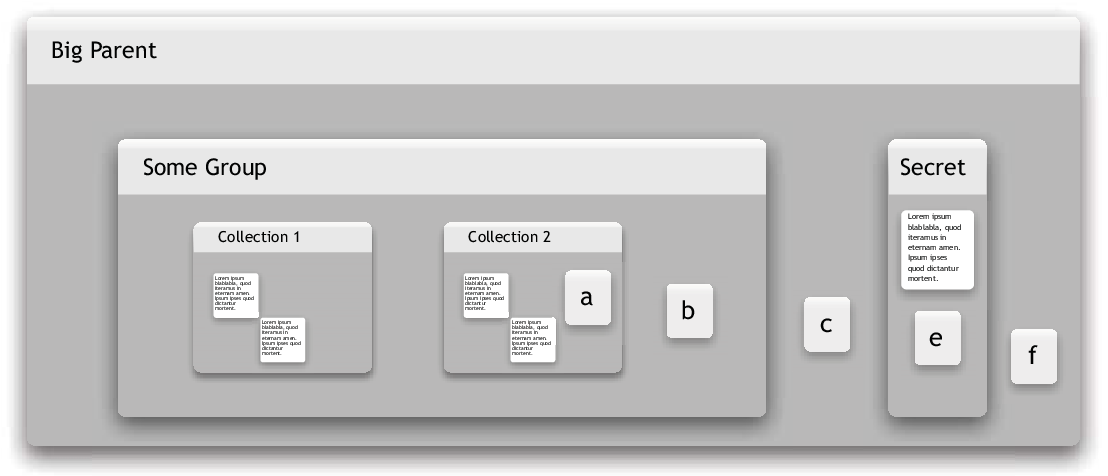 Figure 4.16: Shadows: Visually favored style but hard to implement in a high performance way.