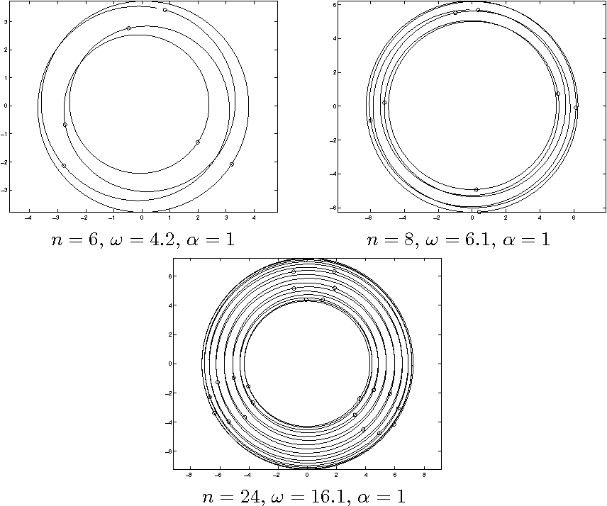 Action minimizing orbits in the n-body problem with simple choreography constraint