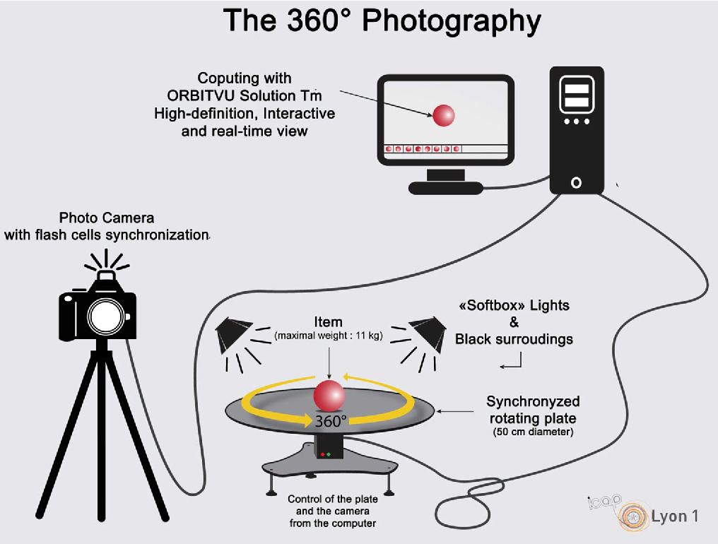 The 360 Photography A New Anatomical Insight Of The Sphenoid Bone