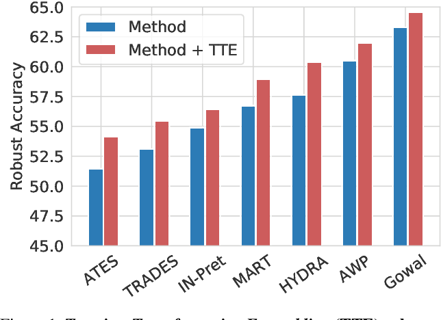 Figure 1 for Enhancing Adversarial Robustness via Test-time Transformation Ensembling