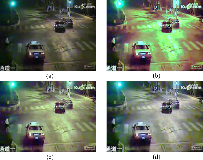 Figure 4 for Intra-and-Inter-Constraint-based Video Enhancement based on Piecewise Tone Mapping