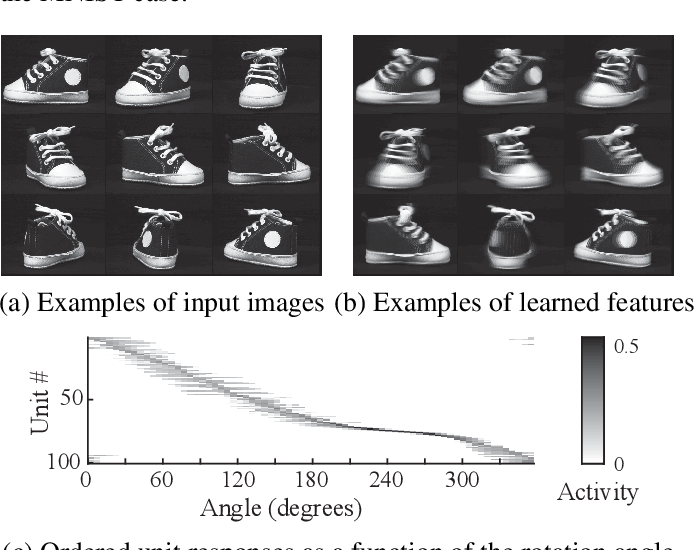 Figure 4 for A Spiking Neural Network with Local Learning Rules Derived From Nonnegative Similarity Matching
