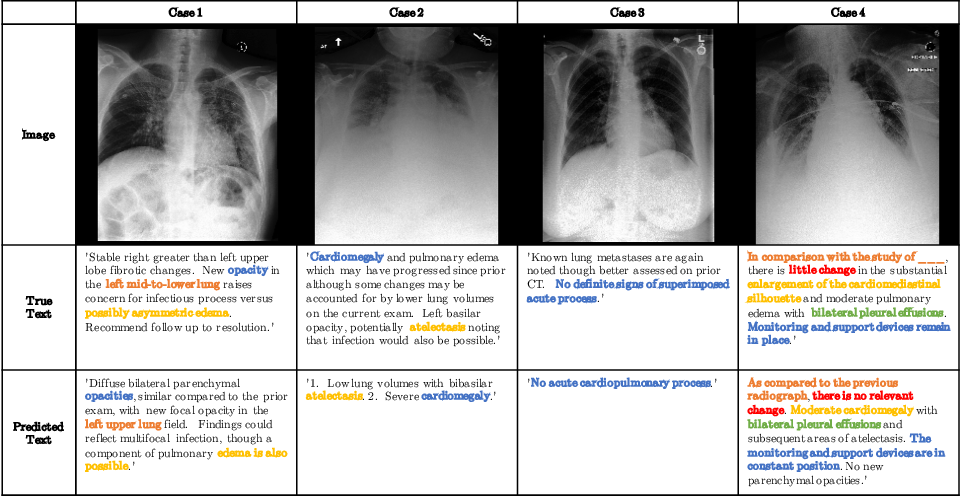 Figure 4 for RATCHET: Medical Transformer for Chest X-ray Diagnosis and Reporting