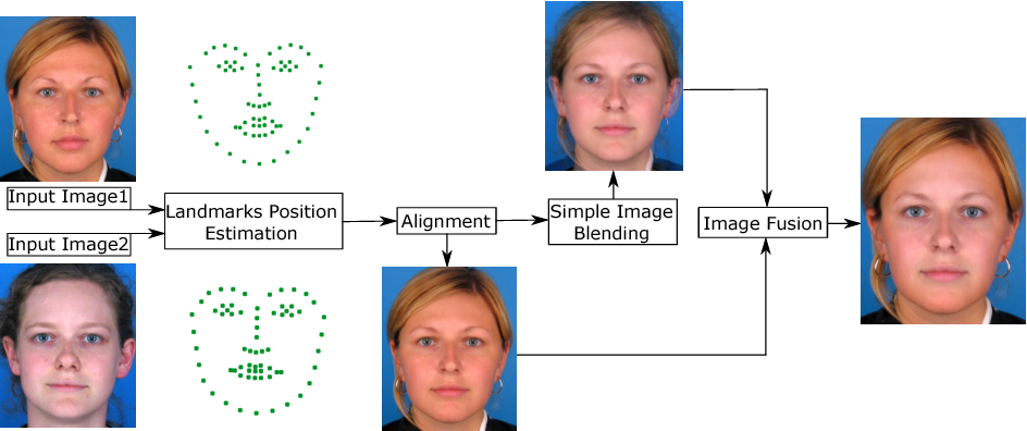 Figure 1 for Accurate and Robust Neural Networks for Security Related Applications Exampled by Face Morphing Attacks