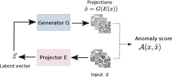 Figure 1 for Unsupervised anomaly detection in digital pathology using GANs